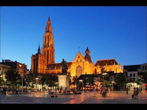 Top Attractions And Places In The Antwerp Belgium Best