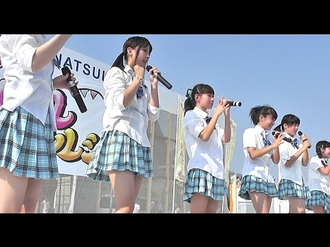 Niimo(ニーモ)・大分のアイドルユニットが神戸に来た!メンバー紹介・須磨ビーチサイドTokonatsu Idol Festival・アイドル マルシェ