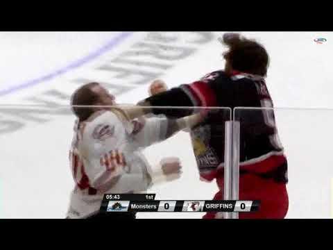 Brett Gallant vs Dylan McIlrath Jan 13, 2018