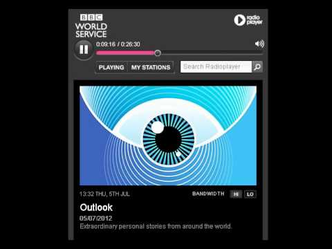 Peter Piot interview on BBC World Service's Outlook Programme