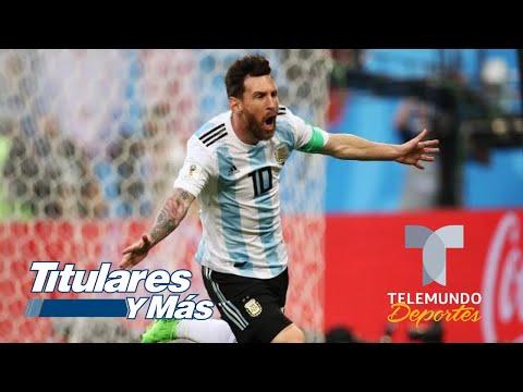 Los 5 mejores goles latinos del Mundial de Rusia 2018 | Telemundo Deportes