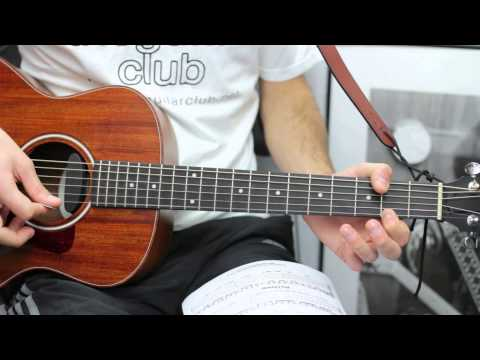 ► The Lazy Song - Bruno Mars - Guitar Lesson (Melody) ✎ FREE Tab