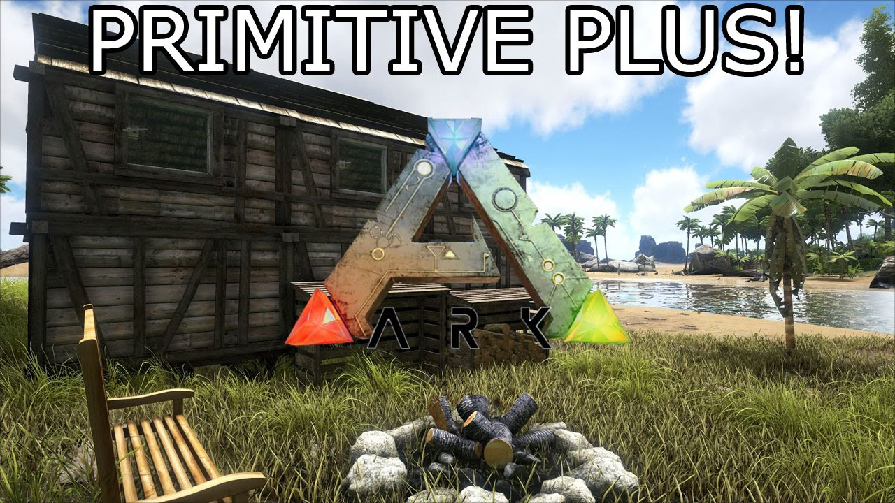 Ark Survival Evolved Primitive Plus Mod Everything