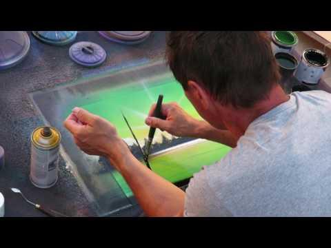Damir Un Artiste Qui Peint 224 La Bombe Doovi