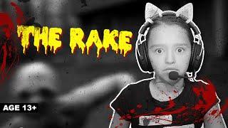 Roblox - The Rake Classic Edition - The Horror!!