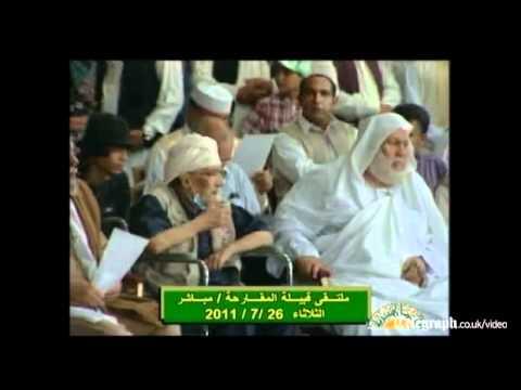 Lockerbie bomber appears on Libyan TV