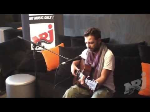 Christophe Maé en live sur NRJ - Tombé sous le charme