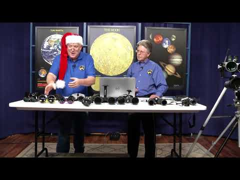 Astronomy For Everyone - Episode 103 - Binocular Update