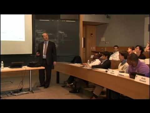 Ses 15: Portfolio Theory III & The CAPM And APT I