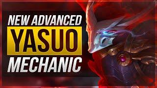 'NEW' ADVANCED YASUO MECHANIC - League of Legends
