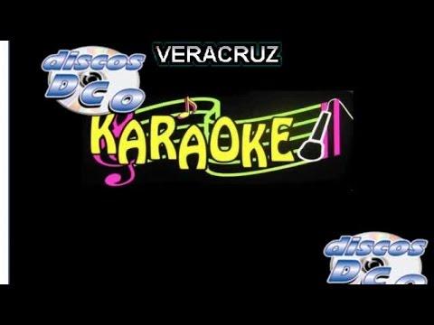 Karaoke Canta como Agustín Lara - VERACRUZ