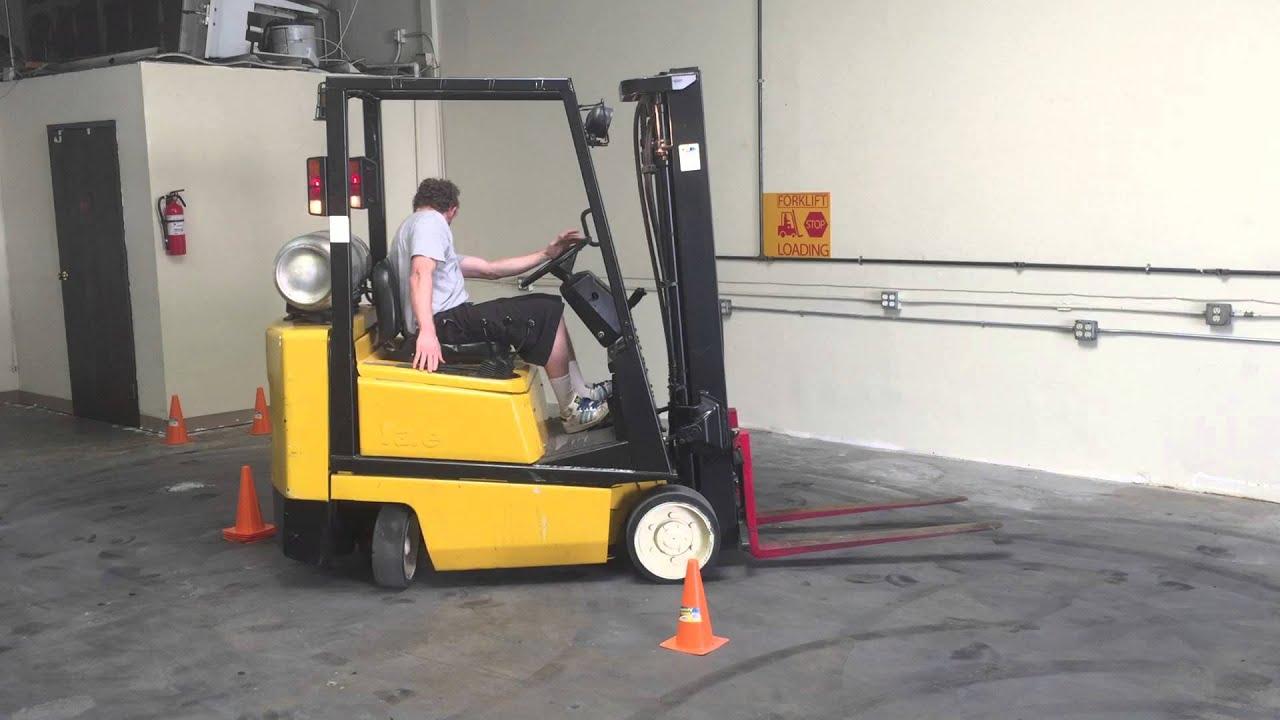 Forklift Training In Houston Youtube