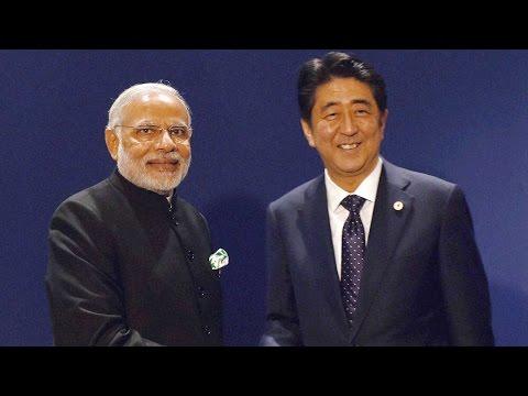 Shinzo Abe to arrive Delhi today, India clears Japan's bid for bullet train
