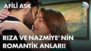 Rıza ve Nazmiye'nin romantik anları! - Afili Aşk 16. Bölüm