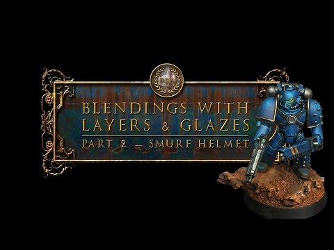 Horus Heresy - Ultramarine - Chapter 2: Painting the Smurf's