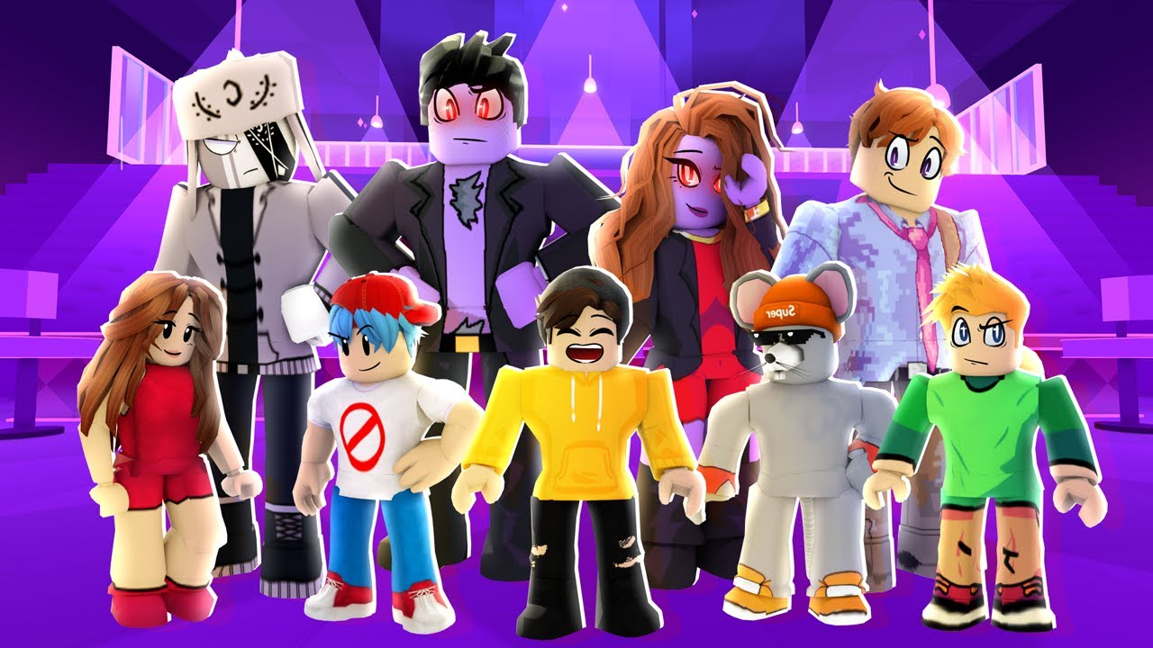 Download The FRIDAY NIGHT FUNKIN' Family in Roblox BROOKHAVEN RP! (Part 3)