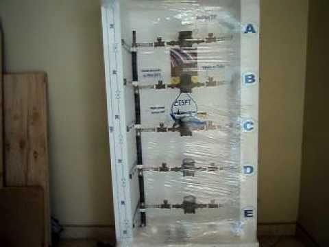 Nuevo peine de 5 medidores de agua youtube - Medidor de agua ...