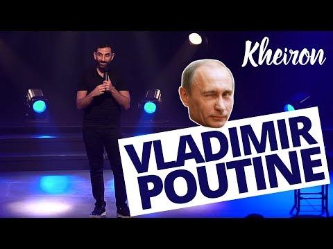 Vladimir Poutine - 60 minutes avec Kheiron