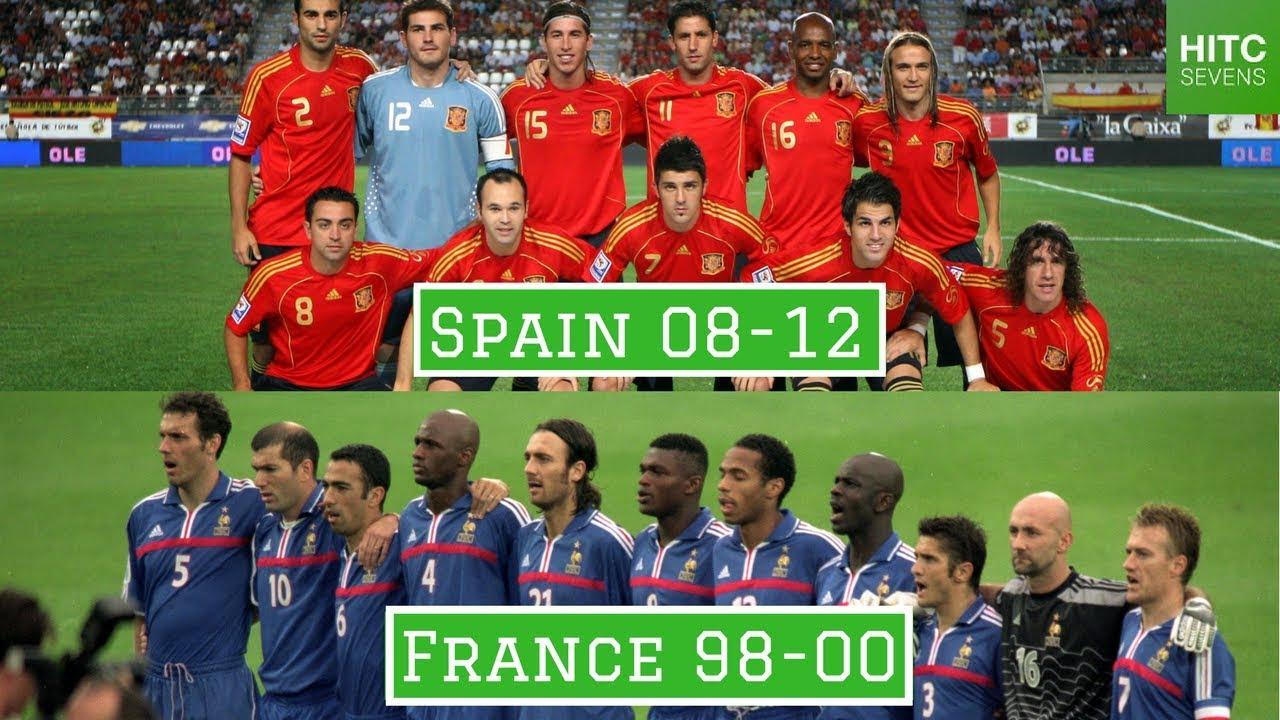 94ba0f2ba11 7 Greatest National Football Teams of All Time - YouTube