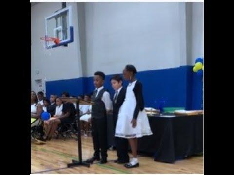 2019 5th Grade Graduation at Gullatt Elementary School