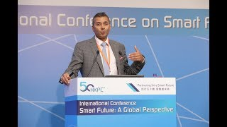 Smart City Speaker - Mr. Donie LOCHAN, CTO and Global Head of Technology, Invesco Ltd., USA
