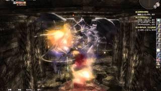 Wizardry Online テンプルガード HUM(女)FIG斧
