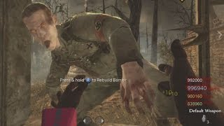 """Finger Pistol VS Zombies? - So I Was Yet Again Put Into a Hacked Lobby """"Call of Duty Zombies"""""""