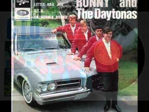 Ronny & The Daytonas - Beach Boy  (1965)