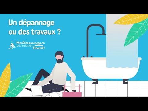 MesDépanneurs.fr, pour vos dépannages d'urgence et vos travaux d'embellissement