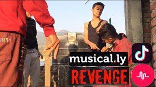 Musical.ly revenge || suspense plus comedy video || Nepali vines