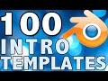 TOP 100 Blender Best Intro Template + Free Download 2015