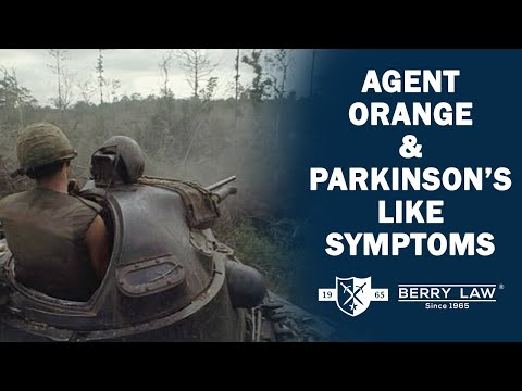 Agent Orange and Parkinson's-like Symptoms | America's Veterans Law Firm