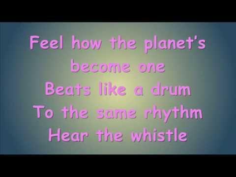 Shakira - La La La (Brasil 2014) [Lyrics Video] FIFA World Cup Theme Song
