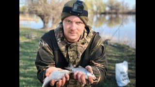 Рыбалка 4 апреля 2020 Астрахань Ловля воблы Рыбалка удалась