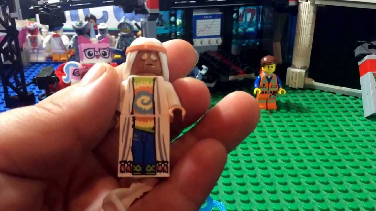 The Lego Movie Lord Business Evil Lair Review Lego 70809 Youtube
