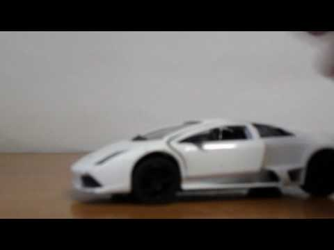 Восстановление внешнего вида Lamborghini Murcielago LP640