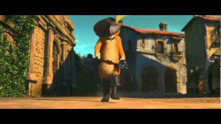 Puss in Boots treiler / Кот в сапогах трейлер (тизер)