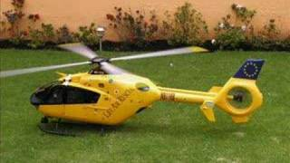 ec 135 scale rc model 1 6
