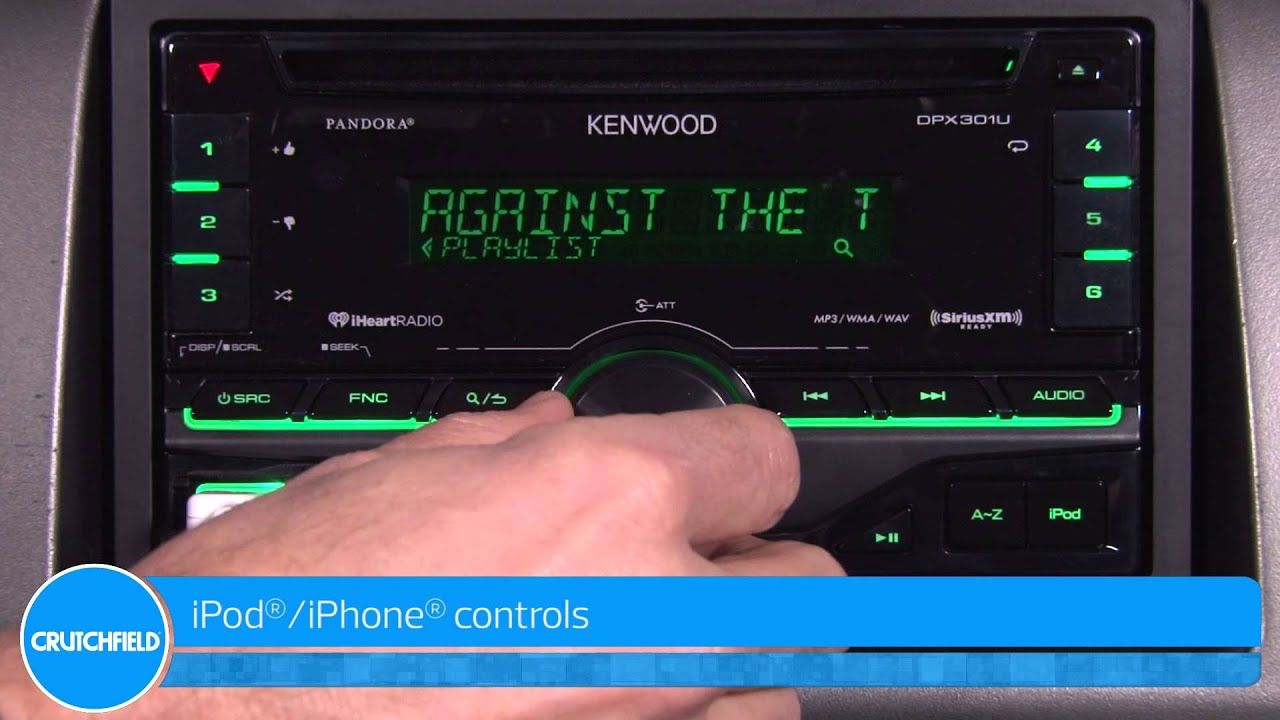 Kenwood Dpx300u By 91chevy1500