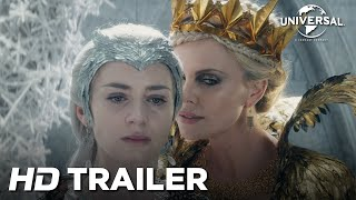 The Huntsman Winter's War (2016) Global Trailer (Universal Pictures)
