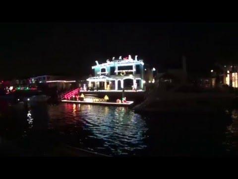 Christmas Cruise - Huntington Harbor