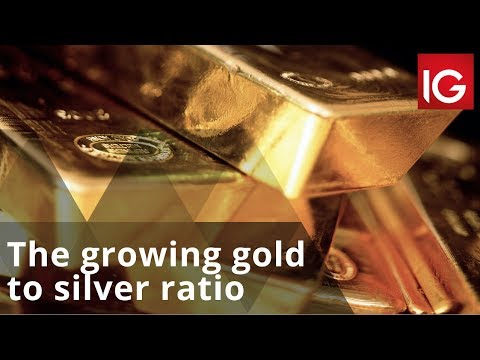 How to trade gold and the growing gold to silver ratio