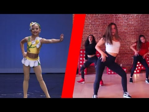 what happened to mackenzie ziegler's dancing?