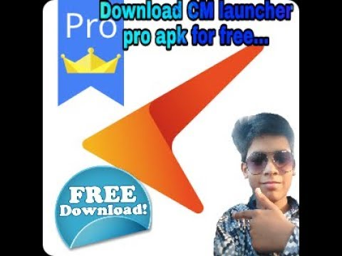 How To Download CM Launcher 3d Pro💎 Apk Download For Free.....