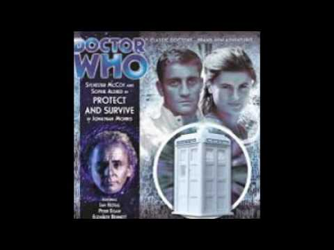 Doctor Who Big Finish Arc - The Black and White TARDIS trilogy