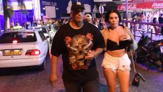 Chloe Ferry, Marnie Simpson & The Geordie Shore Crew Escorted To The Strip In Ayia Napa, Cyprus