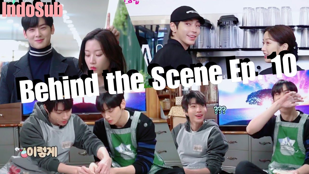 Download [IndoSub] Behind the Scene 'True Beauty' Ep. 9-10