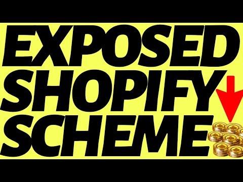 Get Rich Quick Scheme (SHOPIFY) thumbnail