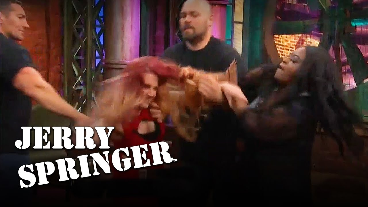 Booty Call Battle | Jerry Springer