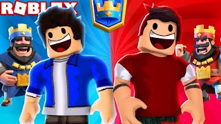 ... Finally something different roblox/clash royale!!!